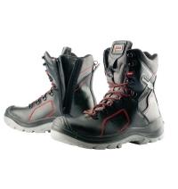 Při výběru pracovní obuvi sledujte normy a stupně ochrany