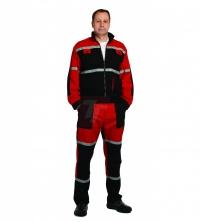 Zimní pracovní oděvy vás spolehlivě ochrání až do -40 °C