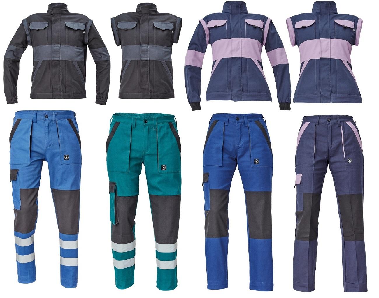 Kolekce pracovních oděvů Max NEO – novinky v nabídce
