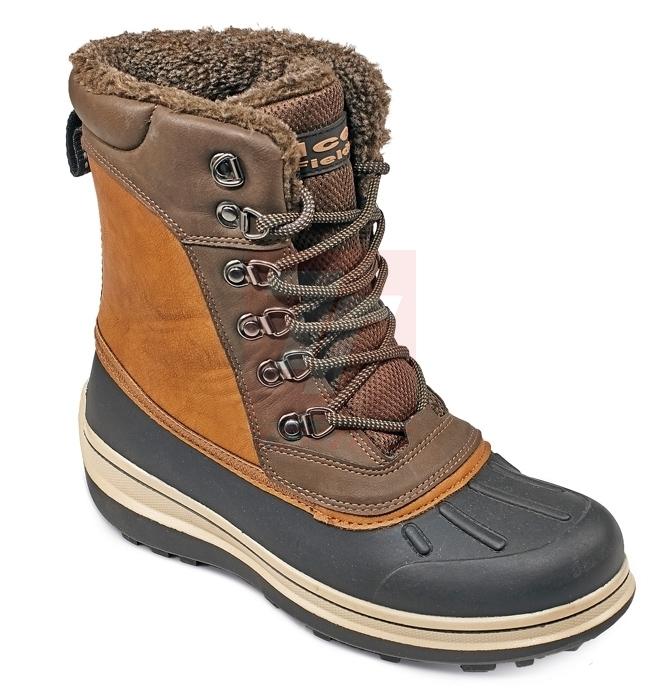 Na co se zaměřit při výběru zimní pracovní obuvi?