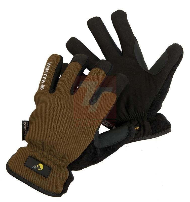 Zimní pracovní rukavice vás musí chránit nejen před zimou, ale i zraněním