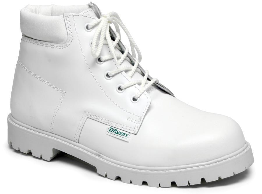 Zdravotní pracovní obuv: Krok za krokem ke zdravějším chodidlům