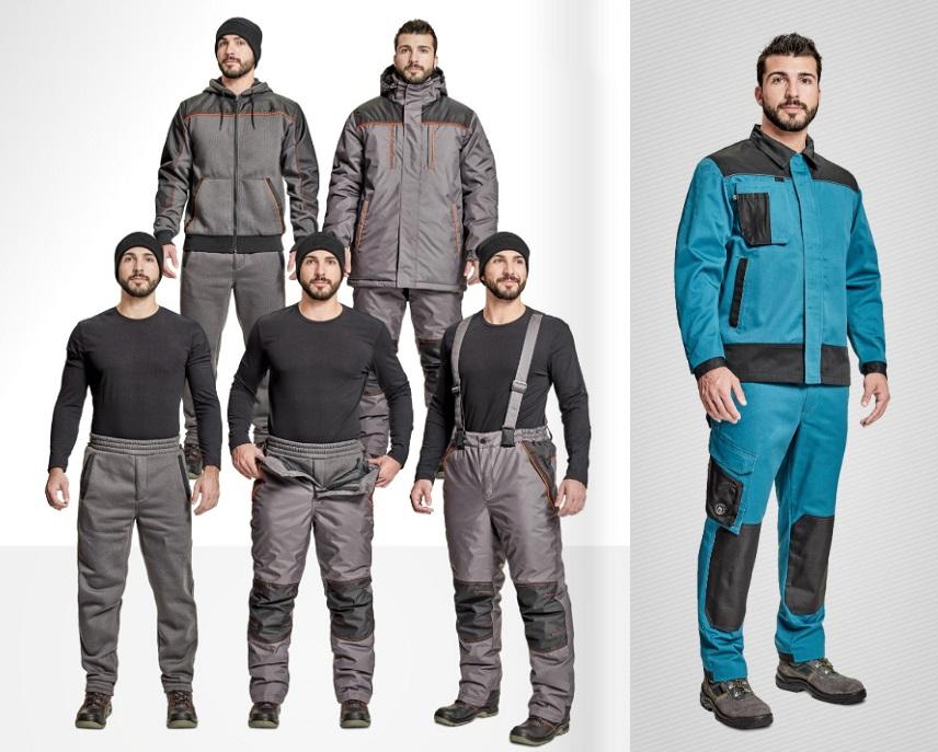 S pracovními oděvy Cremorne vám půjde práce od ruky