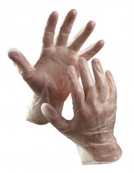 jednorázové vinylové rukavice (4 produktů)