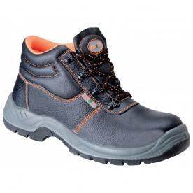 obuv s ocelovou špičkou