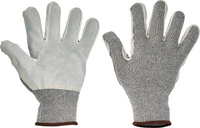 Kombinované pracovní rukavice - pracovní rukavice CROPPER MASTER - 1313