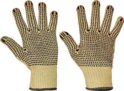 Dřevorubecké a lesnické oblečení - pracovní rukavice CHIFFCHAFF - 1145