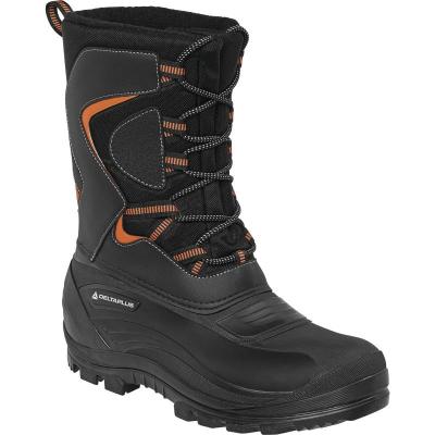 Zateplená zimní pracovní obuv - Pracovní poloholeňová obuv LAUTARET 3 - B300920