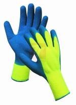 Zimní pracovní rukavice - pracovní rukavice BLUETAIL - 1222
