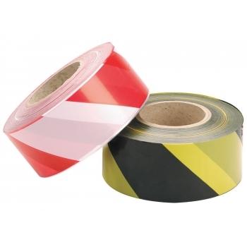 Ostatní - páska červeno-bílá 50 m - N902136