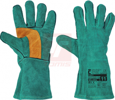 Oděvy pro hasiče - pracovní rukavice HARPY - 1151