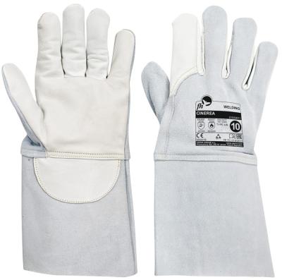 Tepelně odolné pracovní rukavice - pracovní rukavice CINEREA - 1675