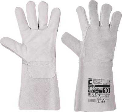Oděvy pro hasiče - pracovní rukavice CRANE - 1026