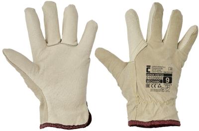 Zimní pracovní rukavice - pracovní rukavice HERON WINTER - 1024