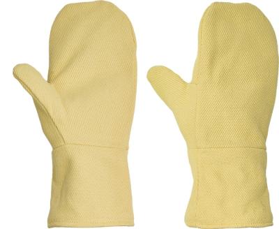 Tepelně odolné pracovní rukavice - pracovní rukavice PARROT - 1083