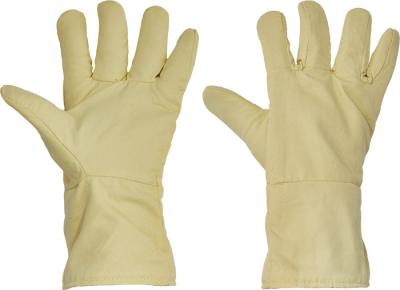Oděvy pro hasiče - pracovní rukavice SCAUP - 1086