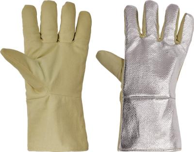 Oděvy pro hasiče - pracovní rukavice SCAUP AL - 1087