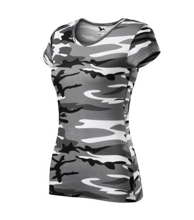 Dárky pro ženy - tričko CAMO PURE dámské - O204144