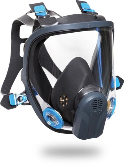 Masky a polomasky - ochranná maska celoobličejová UNIX 6100 - P400990
