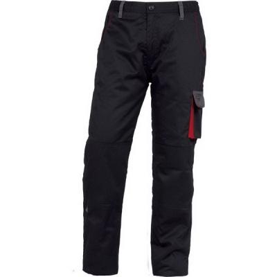 Zateplené zimní pracovní kalhoty - pracovní kalhoty D-MACH - O201702