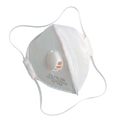 Ochrana dechu - respirátor REFIL 731NB FFP2 - P400681