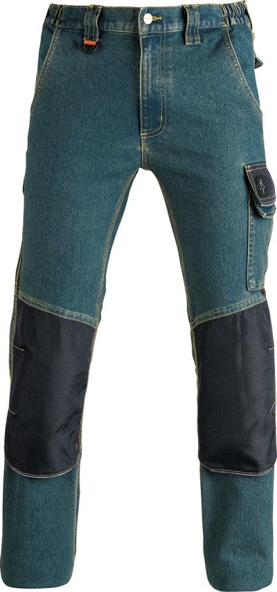 Pracovní oděvy - pracovní kalhoty KAPRIOL TENERE PRO JEANS - O203887
