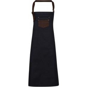 Gastro oděvy | pracovní oděvy nejen pro kuchaře - pracovní zástěra denim division PREMIER - O203866