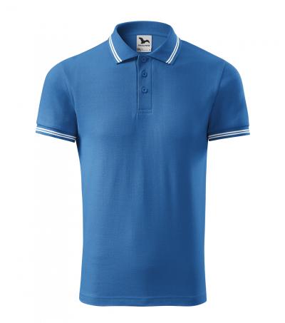 polokošile - Pánské tričko s límečkem URBAN - O201945