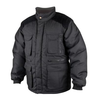 Zateplené zimní pracovní oděvy - pracovní bunda FOREST - 2053