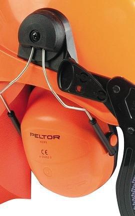 Ochrana hlavy, ochanné přilby - sluchátka H31P3K 300 k PELTOR PEL LES - 4822