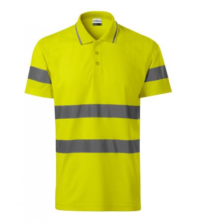 Pracovní trička - pracovní polokošile HV RUNWAY - O204313
