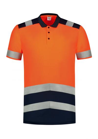 Pracovní trička - pracovní polokošile HV BICOLOR - O204317