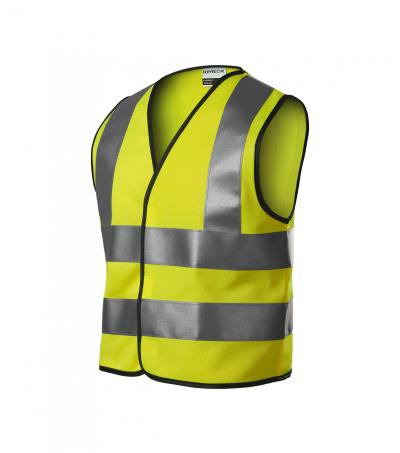 Dětské pracovní oděvy - reflexní vesta dětská HV BRIGHT - O204322