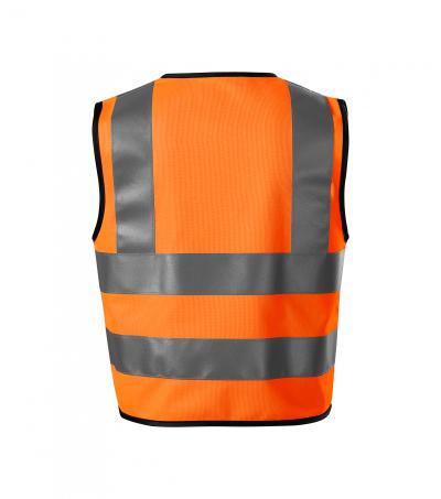 Dětská vesta reflexní HV BRIGHT - O204322