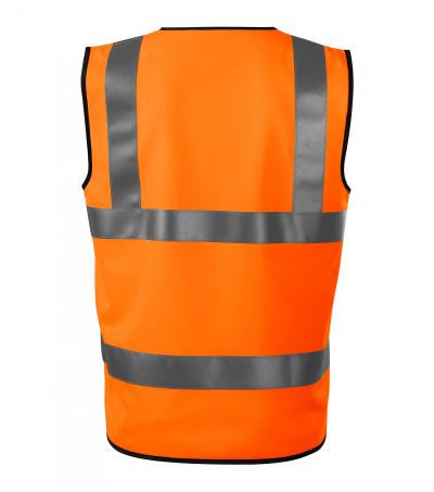 Pracovní vesta reflexní HV BRIGHT - O204315