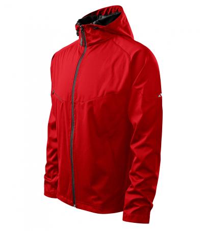 Outdoorové bundy - Pánská bunda softshellová COOL - O204353