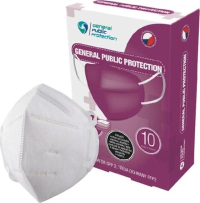 Ochrana dechu - Respirátor FFP2 (KN95, N95) - P401182
