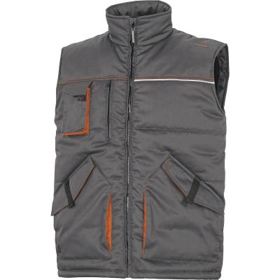 Zateplené zimní pracovní vesty - pracovní vesta zateplená STOCKTON 2 - O203609