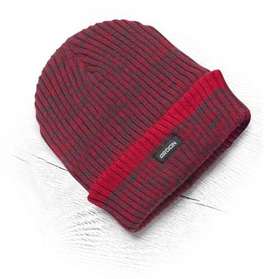 Pracovní čepice zimní Vision Neo červená - O204460