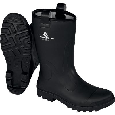 Zateplená zimní pracovní obuv - Holínky NICKEL S5 CI SRC - B301184