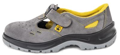 Pracovní obuv ESD - Pracovní sandál SELMA MF ESD S1P SRC - B301104
