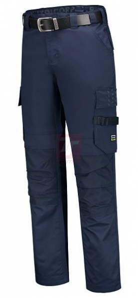 Dámské pracovní oděvy - Pracovní kalhoty Twill Cordura - 2875