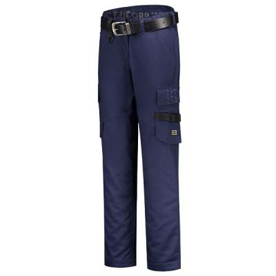 Montérkové kalhoty do pasu - Dámské pracovní kalhoty Twill - O204652