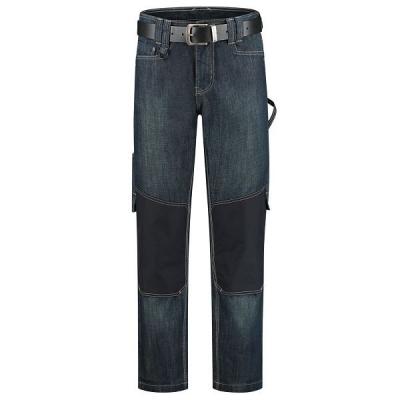 Montérkové kalhoty do pasu - Kalhoty WORK JEANS - O204655
