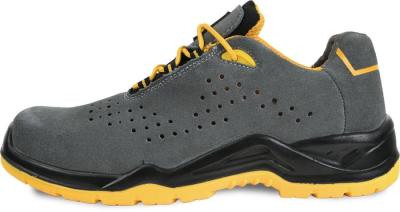 Pracovní obuv - Pracovní polobotka YUWILL MF ESD S1P šedá - B301197