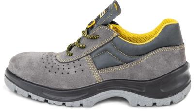 Pracovní obuv ESD - Pracovní polobotka SIRIA MF ESD S1P SRC - B301105