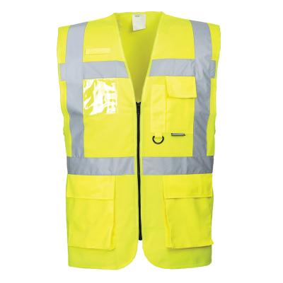 Reflexní vesty - Pracovní vesta reflexní manažerská Berlin - 2527