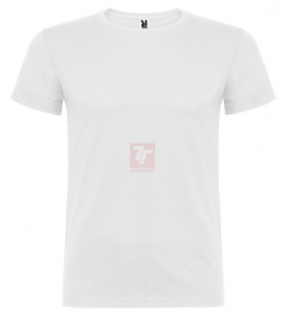 Dětské tričko BEAGLE bílé - O201134