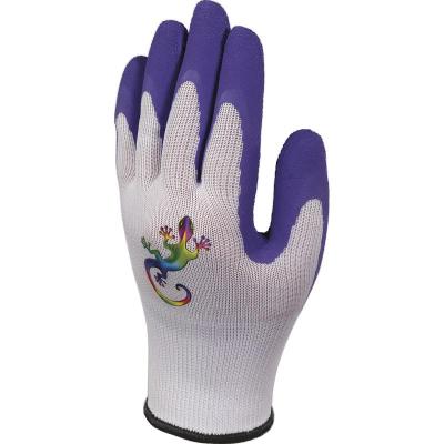 Pracovní rukavice povrstvené latexem dětské DPVV733E - R100260
