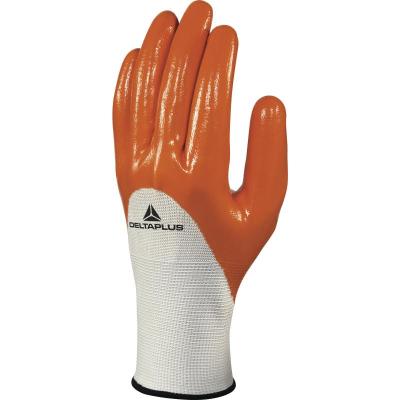 Povrstvené pracovní rukavice - máčené - Pracovní rukavice úpletové DPVE715 - R100259